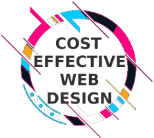 Cost Effective Web Design Logo